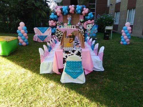 decoraciones y cumpleaños,bautizos,baby shower,matrimonios.