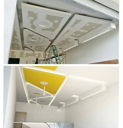 decoraciones y pintura de construcción