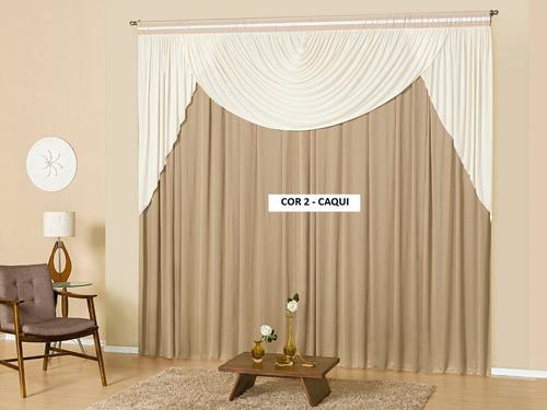 decoração casa cortina