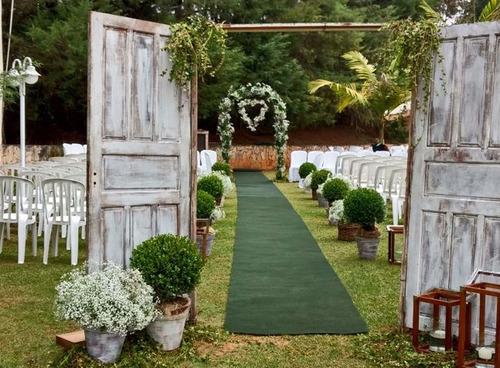 decoração cerimônia e salão de festas