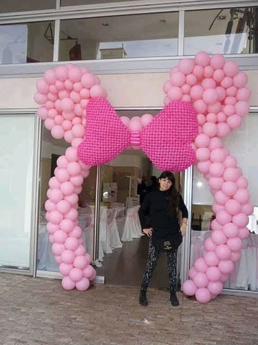 decoração com balões,