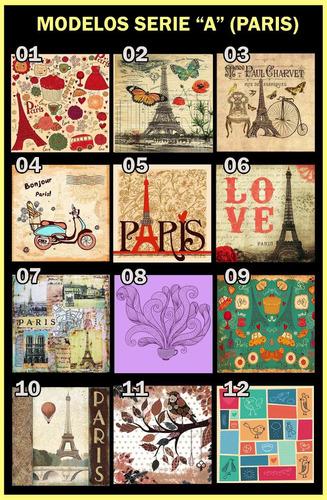 decoração de azulejos - escolha 06 adesivos vinil 15x15 cm