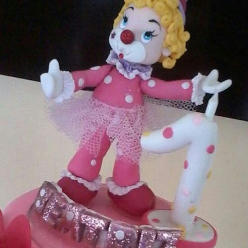 decoração de bolo infantil