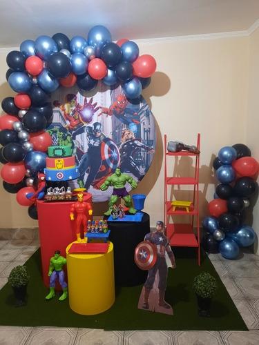 decoração de festa