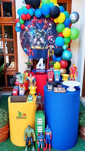 decoração de festas pegue e monte campinas sp