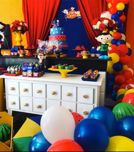 decoração e buffet