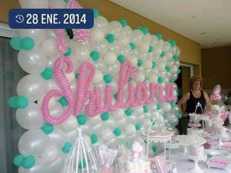 decoração e fantasias com balões, aulas particulares