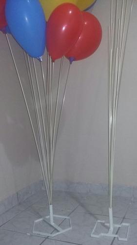 decoração festa gas hélio