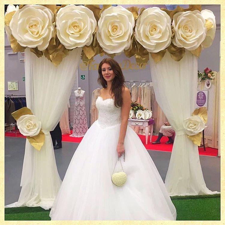 Decoraç u00e3o Flores Gigantes Casamento Festa Eva Eventos R$ 210,00 em Mercado Livre -> Decoração De Aniversário Com Flores Gigantes