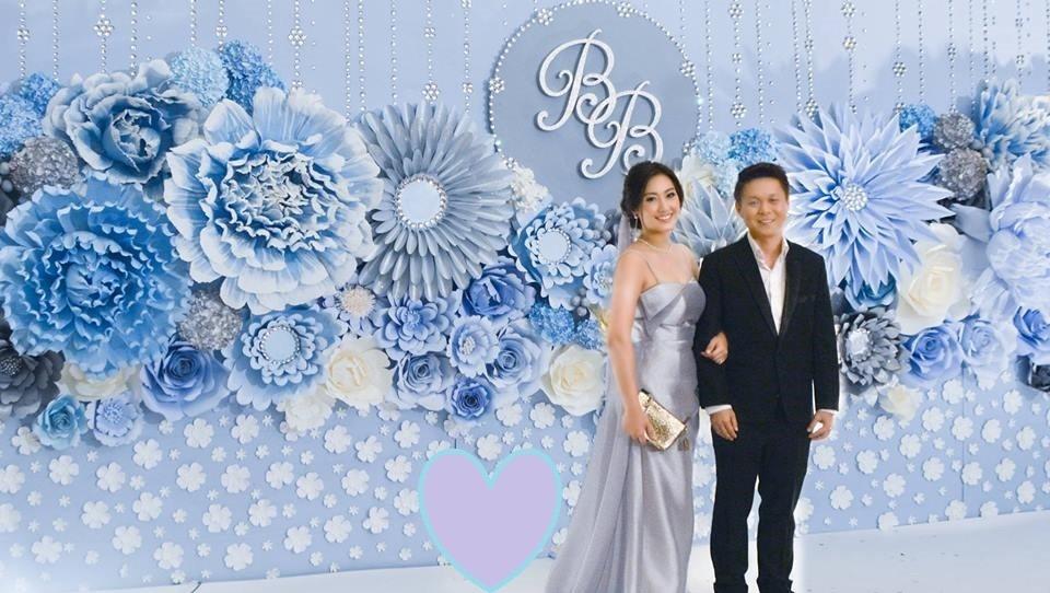 Decoraç u00e3o Flores Gigantes Casamento Festa Eva Eventos Painel R$ 1 490,00 em Mercado Livre