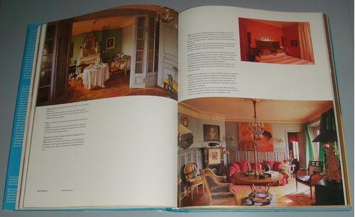 decoração - livro paris interiors ( inglês )