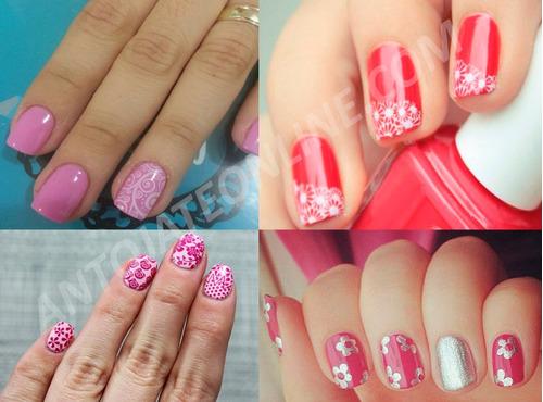 decorador de uñas manicure nail art