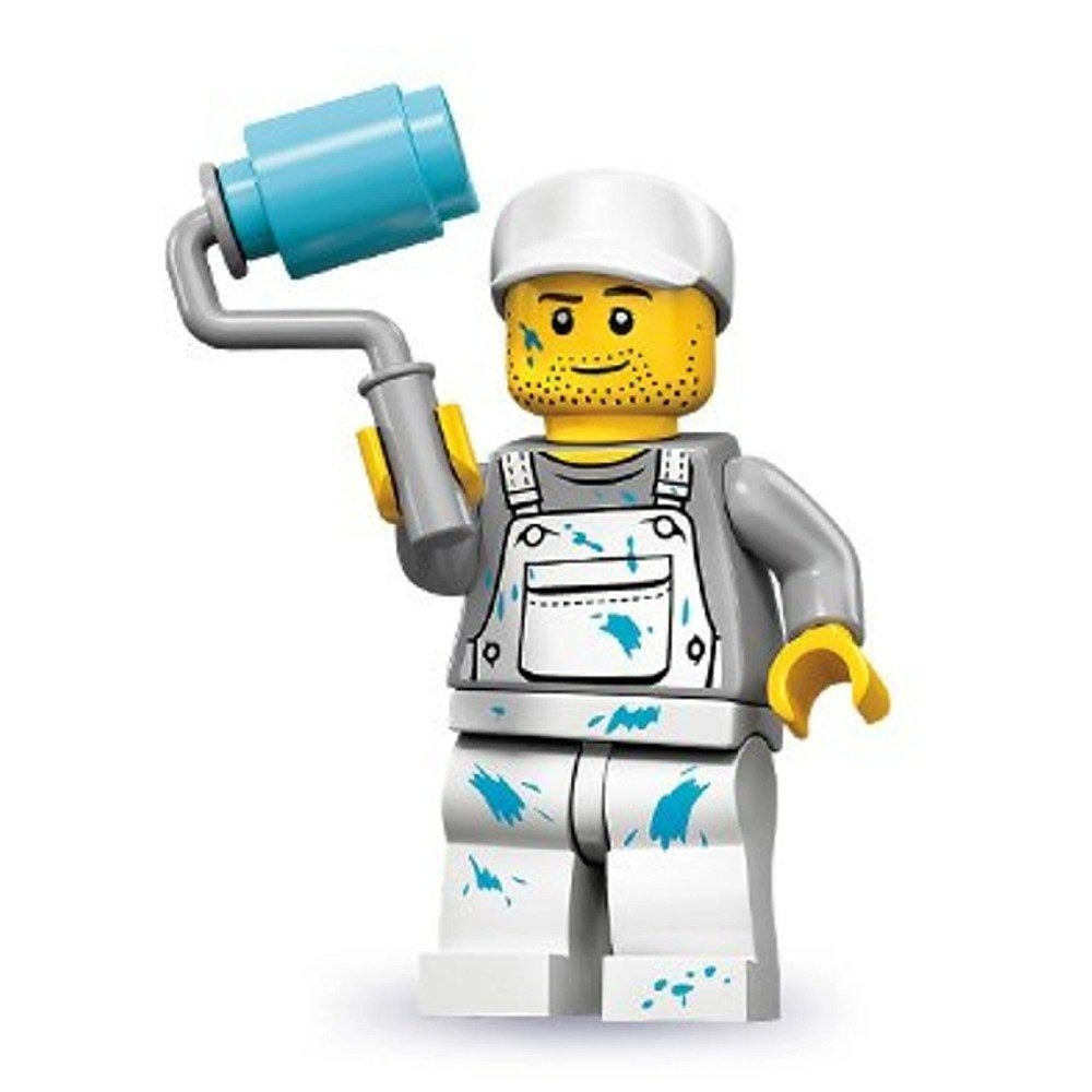 Decorador Minifigure Lego Series 10 (71001) + Envio Gratis ...