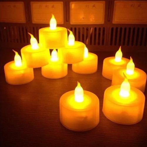 decorativa led velas