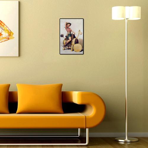 decorativo cartel cuadro