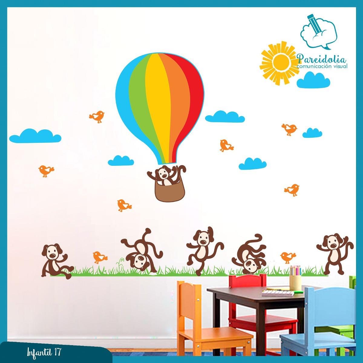 Vinilos decorativos infantiles hogar oficina adhesivos Vinilos decorativos oficina