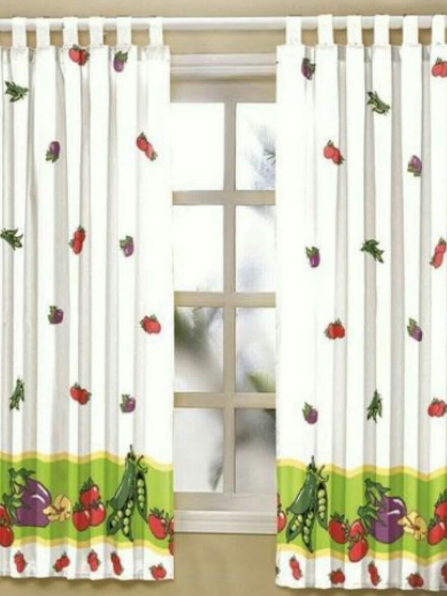 Decore Sua Casa Com Lindas Cortinas De Cozinha De Varao R 45 00