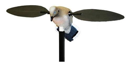decoy o señuelo para paloma motorizado mojo voodo caceria