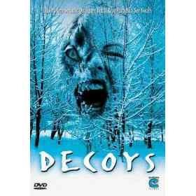 decoys - dvd original - imperdível!