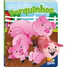 dedinhos agitados-um livro-fantoche:porquinho