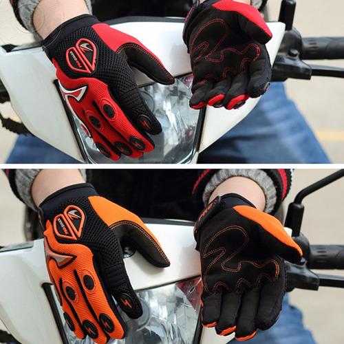 de calidad superior más de moda envío complementario Dedo Completo Guantes Motocross Guantes Verano Invierno Offr