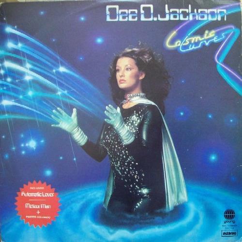 dee d jackson   lp   cosmic curves