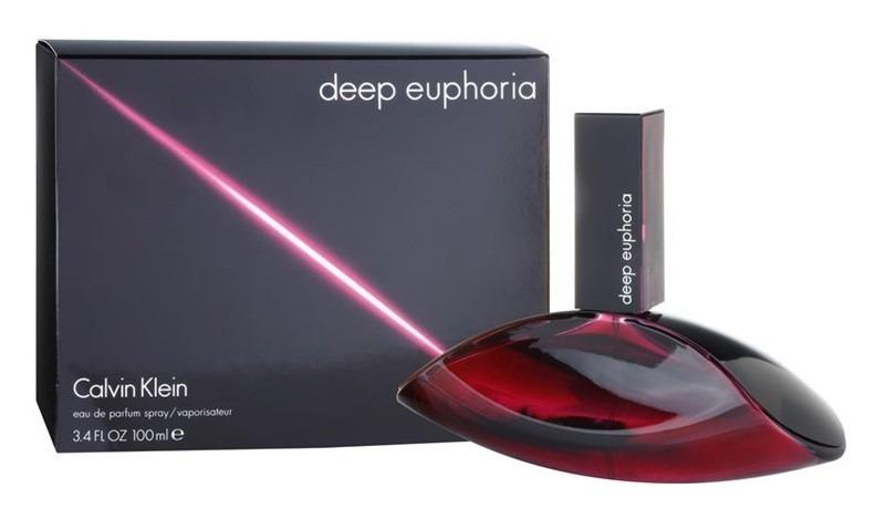 45f4692c9c6af Deep Euphoria Calvin Klein - Feminino - Eau De Parfum 100ml - R  289 ...