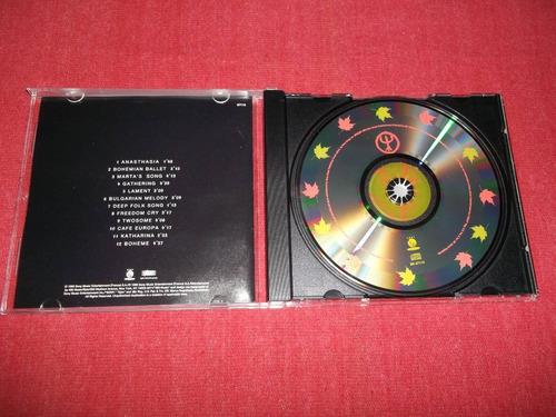 deep forest - boheme cd imp ed 1995 mdisk