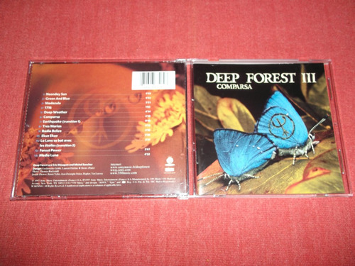 deep forest - comparsa cd usa ed 1997 mdisk