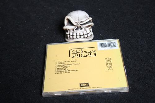 deep purple 24 carat purple importado cd  !!!!