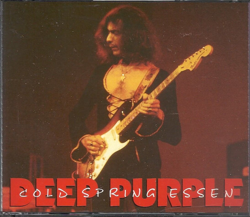 deep purple cold spring essen 1972 hard 2cd(ex-/ex)impo***