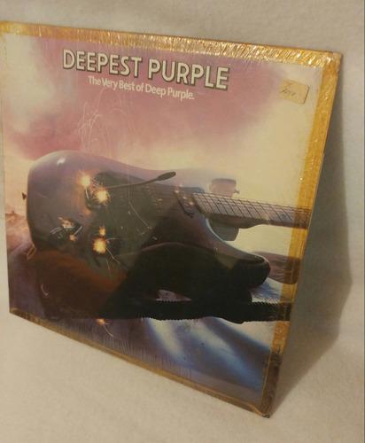 deep purple deepest purple lp