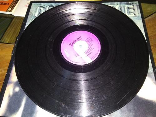 deep purple - machine head. disco de vinilo lp