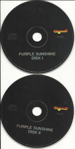 deep purple purple sunshine 1995 2cd(ex/ex+)(japan)imp***