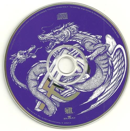 deep purple - the battle rages on (1ª edicion sello giant us