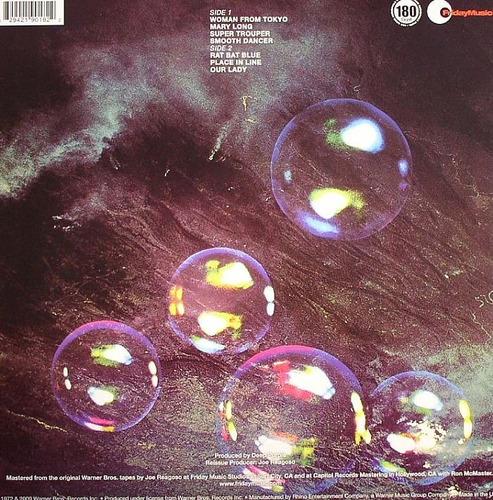 deep purple - who do we think we are! gatefold 180 gm vinyl