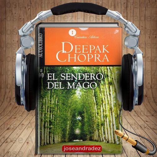 deepak chopra - el sendero del mago + 77 audiolibros mas