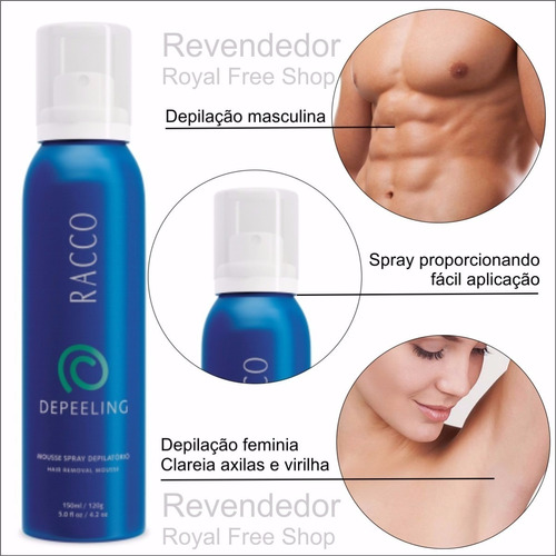 deepiling: depilação (masc/fem) sem dor