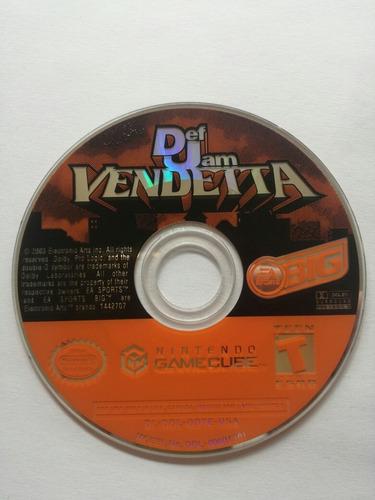 def jam vendetta game cube pandillas def jam