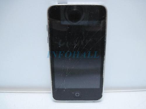 defeito ipod touch a1288 8gb ler anuncio