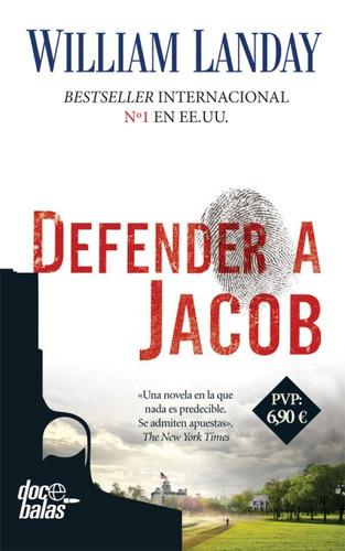 defender a jacob(libro novela y narrativa extranjera)