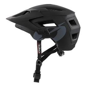 Defender Helmet Solid Black