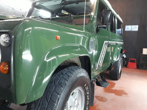defender land rover 110