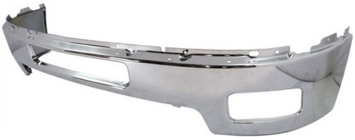 defensa cromada chevrolet silverado 2500 3500 2011 2013 c/ o