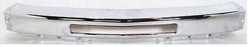defensa cromada chevrolet silverado / cheyenne 2007 - 2013