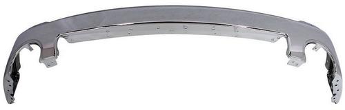 defensa del acero cromada gmc sierra 2007 - 2013 sin orif