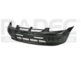 defensa delantera chrysler caravan 1996-1997-1998 sport