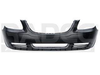 defensa delantera chrysler town country 2005-2006