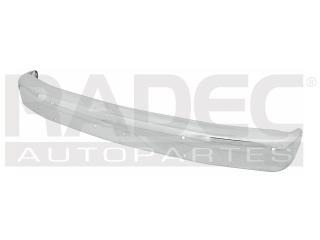 defensa delantera dodge dakota 1995-1996 cromada
