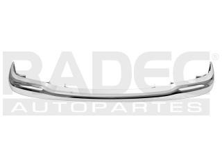 defensa delantera dodge dakota 2001-2002-2003-2004 cromada